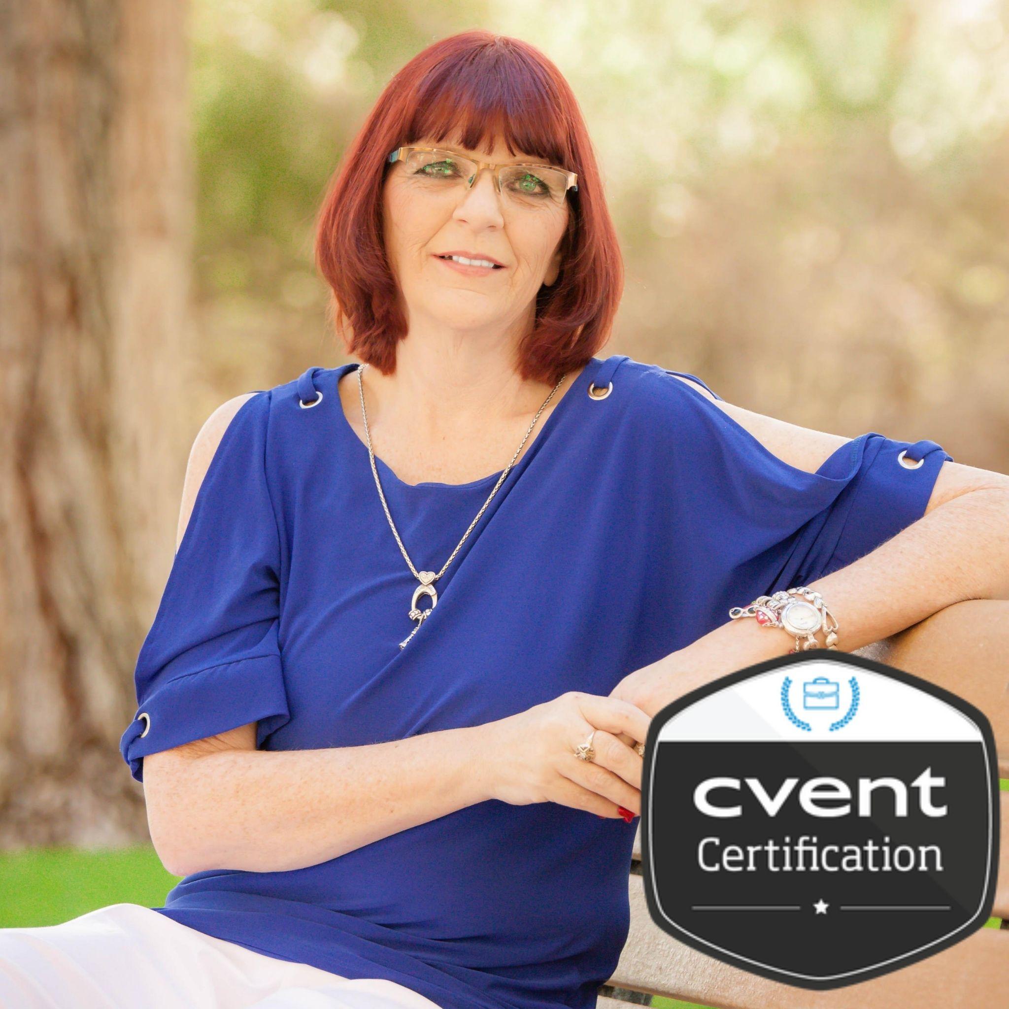 Owner Becky Stonebarger - CVENT Certified!