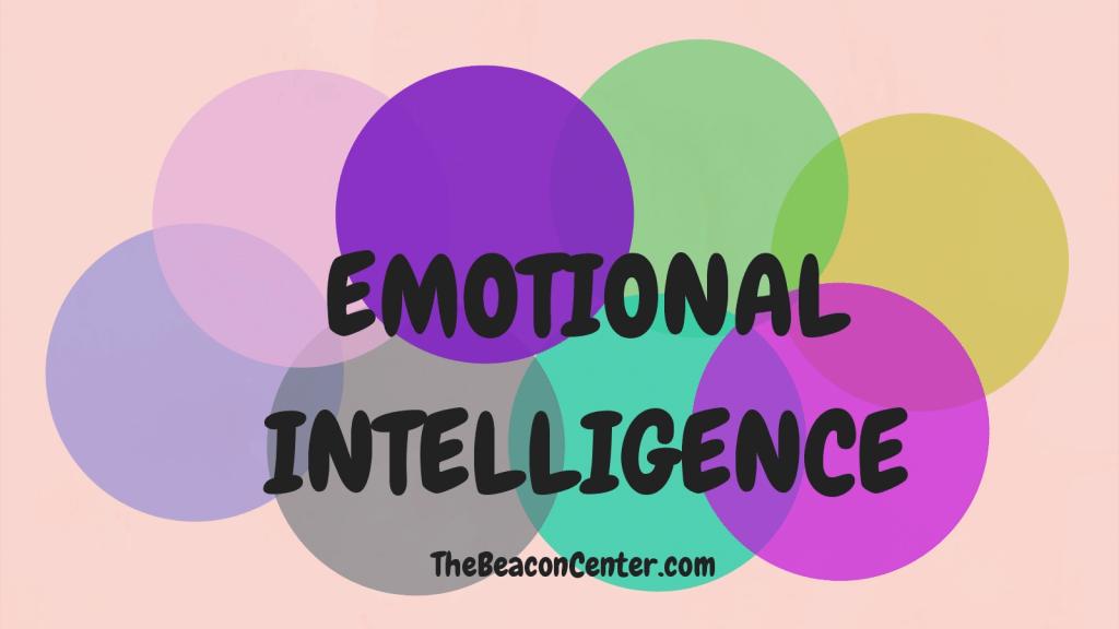 Emotional Intellegence
