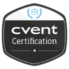 Cvent Certification Logo