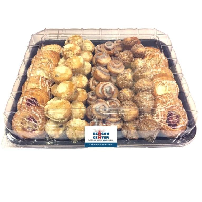 Assorted Breakfast Tray
