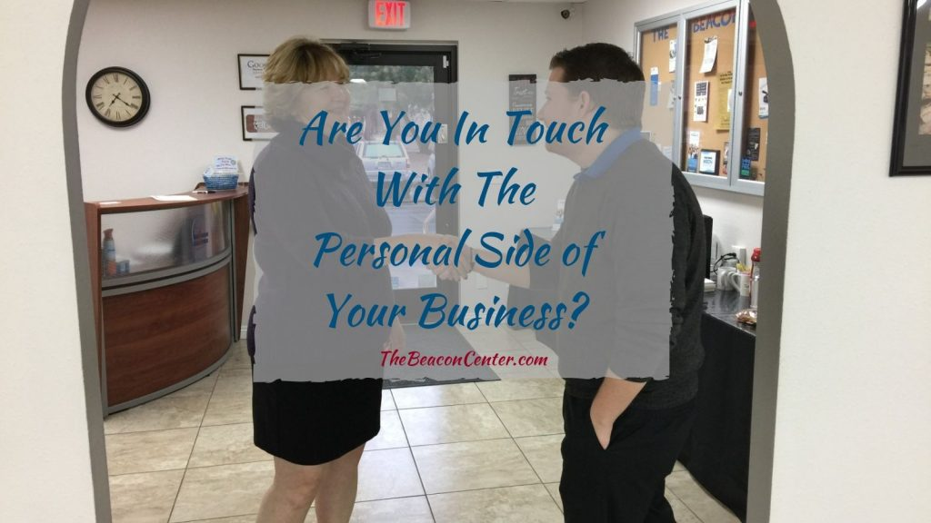 Personal Side of Your Business Photo