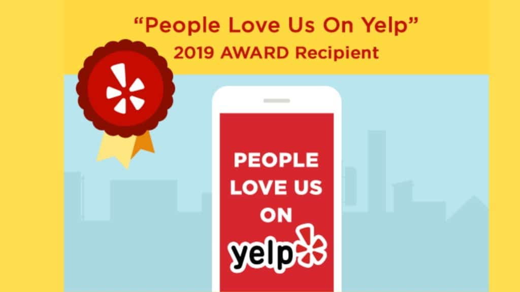 Yelp aware photo