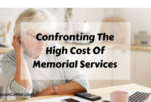 High Cost of Memorial Services photo