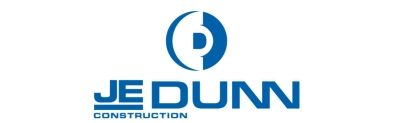 JE DUNN CONSTRUCTION LOGO