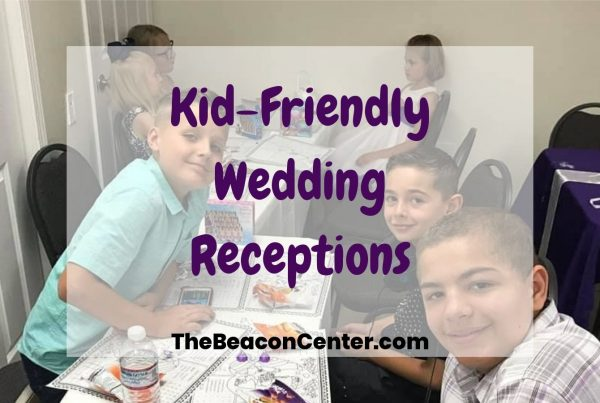 Kid Friendly Wedding Reception photo