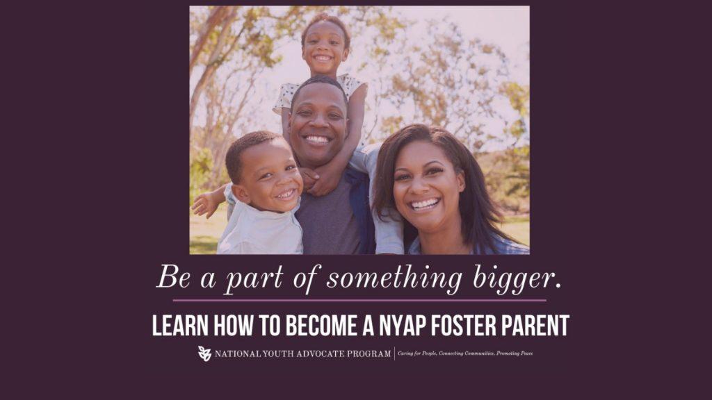NYA Foster Parents Photo