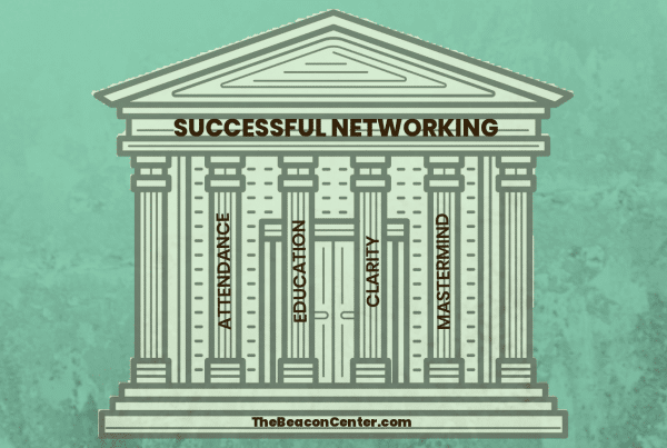 Pillars of Networking Success Photo