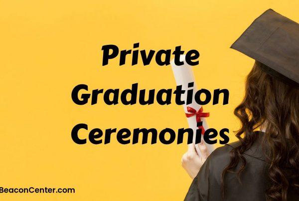 Private Graduation photo