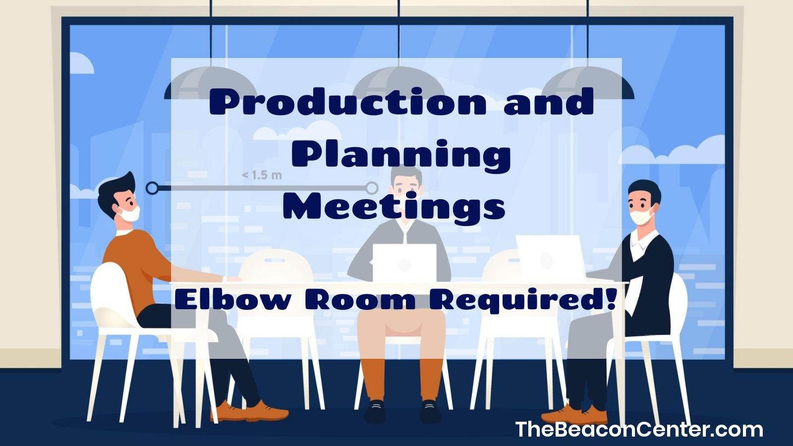 Production and Planning Meetings Photo