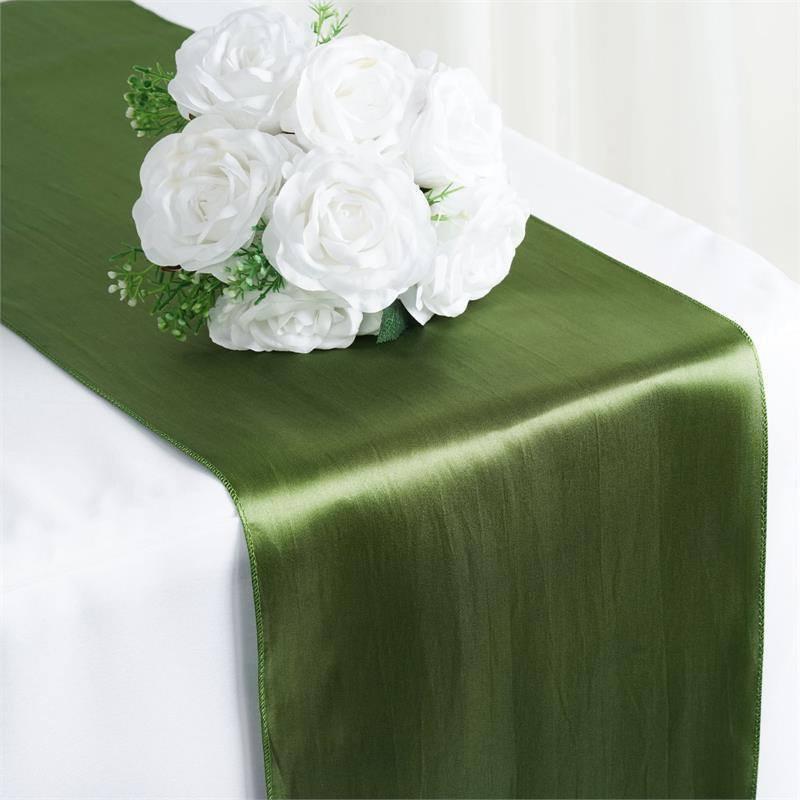 Sage Green Table Runner