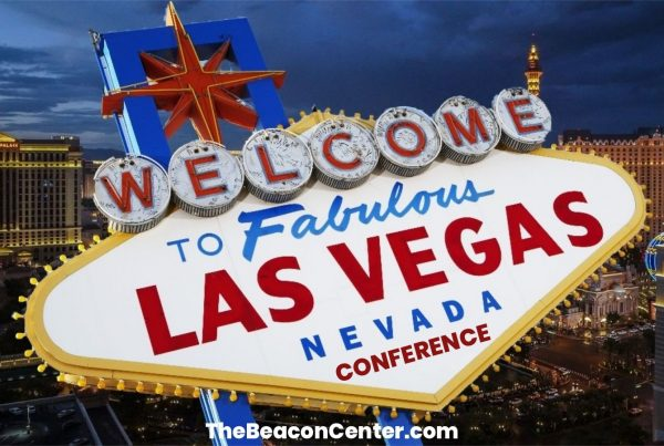Conference in Vegas photo