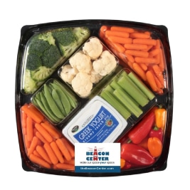Assorted Vegetable Tray