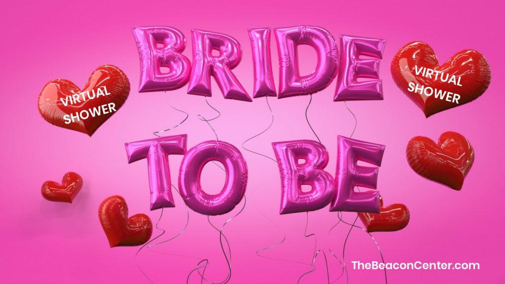 Virtual Bridal Shower Photo