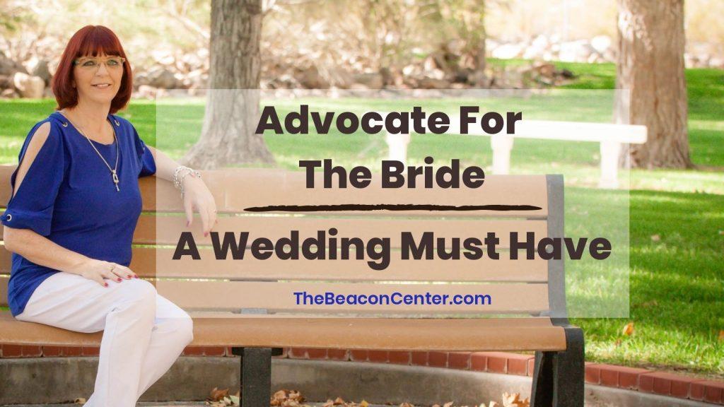 advocate for bride photo
