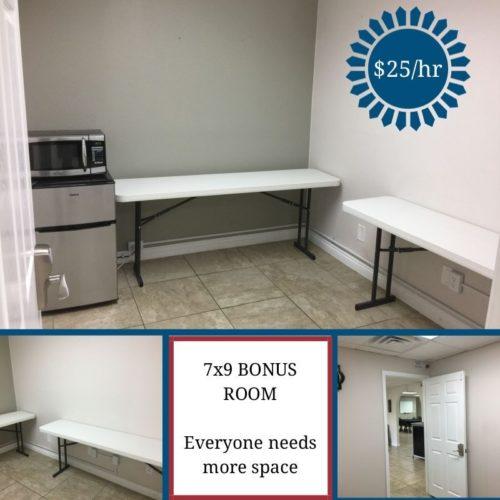 Bonus Room Photo