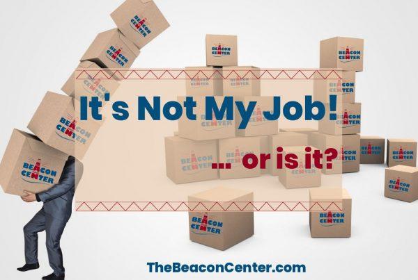Its not my job photo