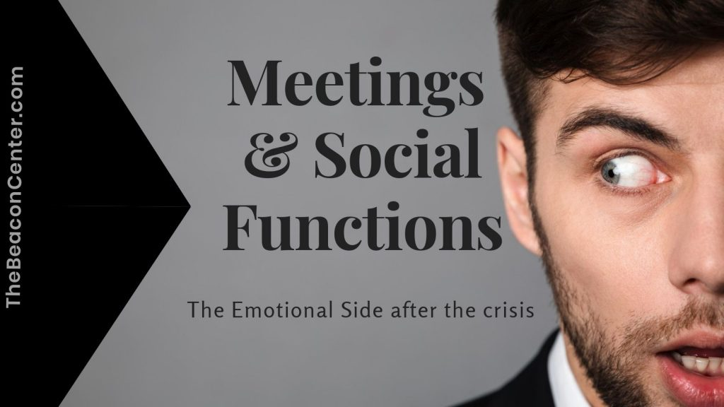 meetings and social functions photo