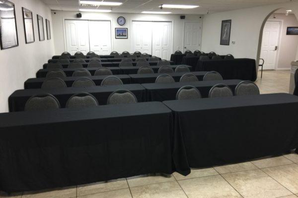 Classroom Setup Photo