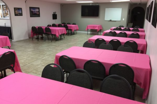 Pink Setup Photo