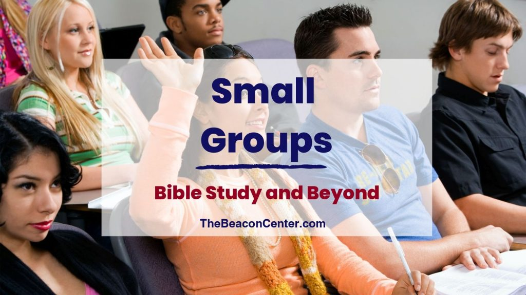 Small Groups Photo