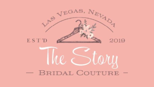 the story bridal courture logo