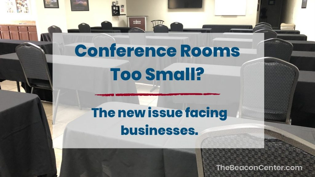 Conference Rooms too small photo