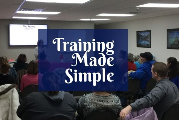 Training Made Simple Photo